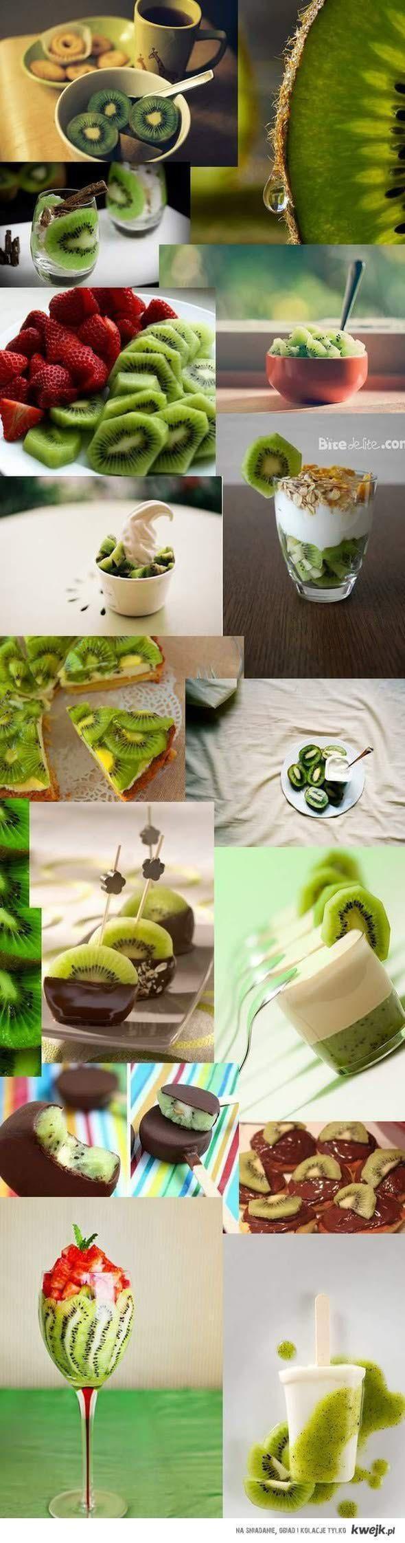 Pinspire - kiwi ideas (: