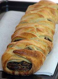 "Beef Wellington done the ""new"" way by Ina Paarman"