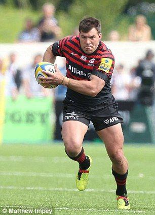 Schalk Brits - #Rugby_Hooker