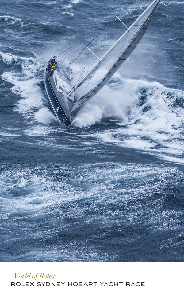 2013 Rolex Sydney Hobart Yacht Race. #Yachting #RolexOfficial. Nice!