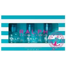 Mais um super kit.     Coffret Ralph Lauren Trio Set EDT Feminino.    São 3 frascos de 30ml cada por 12X s/ juros de R$ 22,16. Aproveitem!