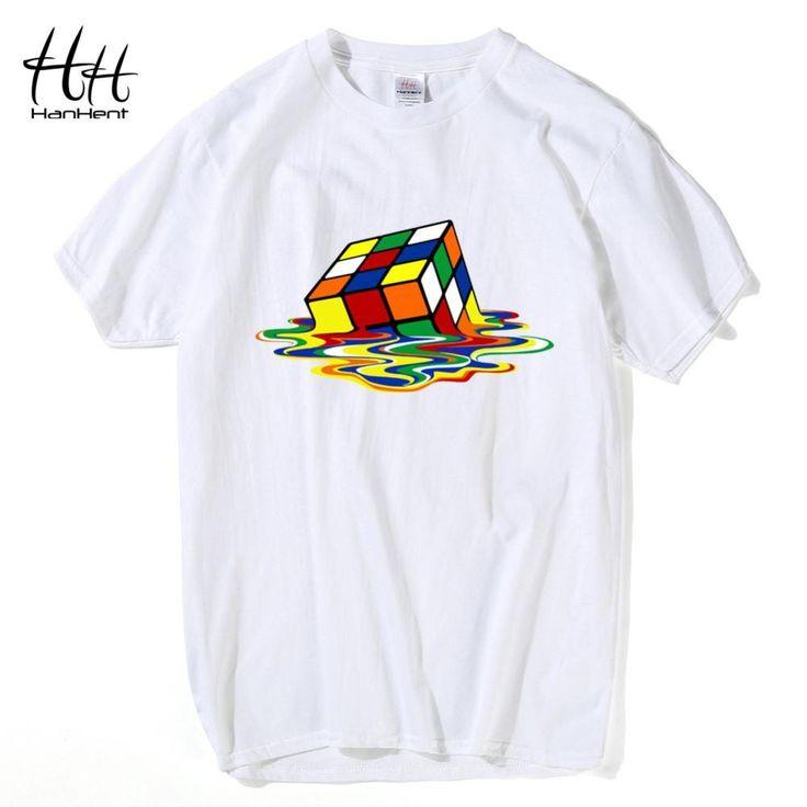 T-shirts Men Funny Cotton Short Sleeve O-neck Tshirts Fashion Summer Style Fitness Brand T shirts