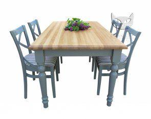 Stół FINLANDIA +4 krzesła VENICE