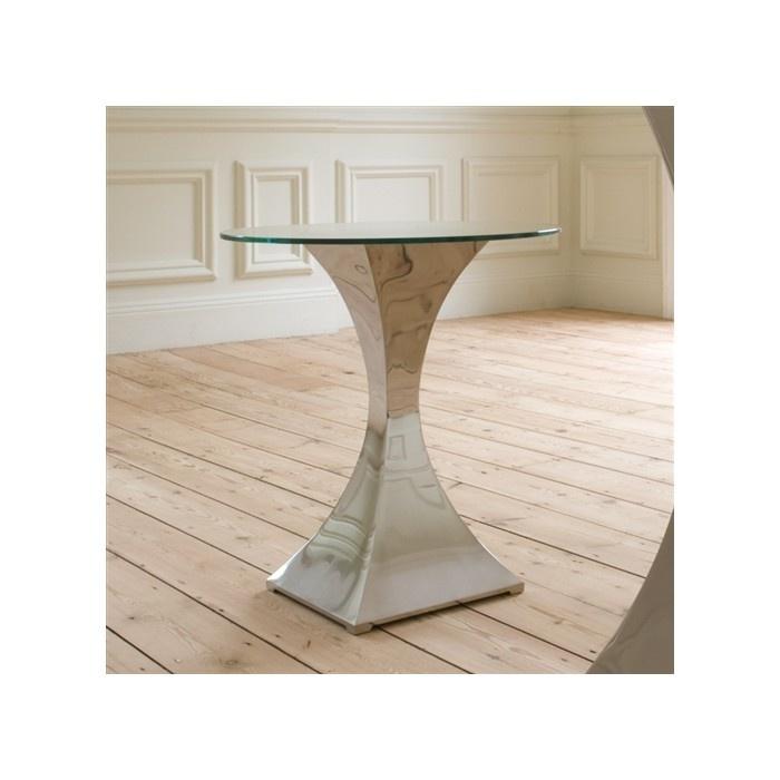 Tom Faulkner Capricorn Round Lamp Table