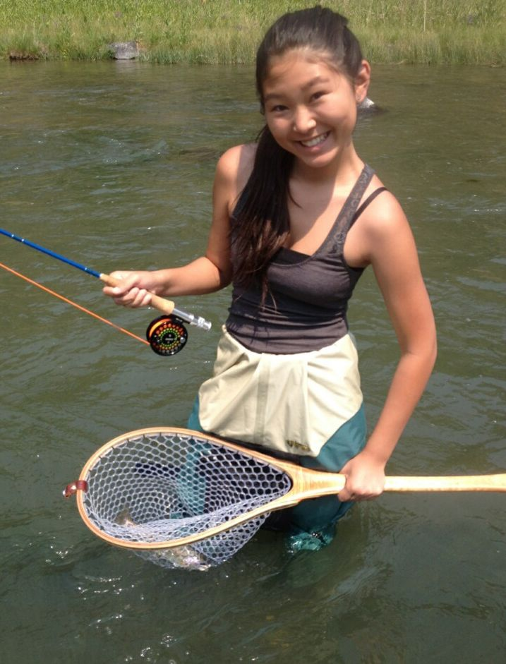 17 best images about custom fly fishing nets on pinterest for Sierra fly fishing