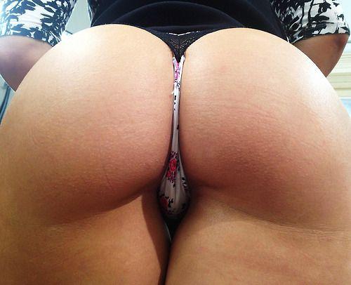 Big ass wobbly cheeks 1