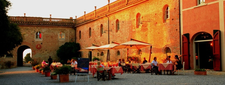 Borgo di Colleoli, Tuscany.  A little Tuscan gem. Great food and wine. Perfectly situated for exploring Siena, San Gimignano, Volterra, Pisa and Florence.   Hunter's Lodge nearby has lovely views and is great for meals outside the hotel and, although it's very rustic, the little pizza place next door cooks delicious pizzas!