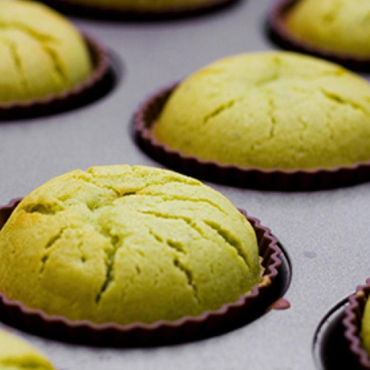 Do you love green tea? Mix that with mochi into little cupcakes. Yummy!!! Grandma used to mixed green tea into just about everything just to see how it taste. It's lovely in mochi!!! :)