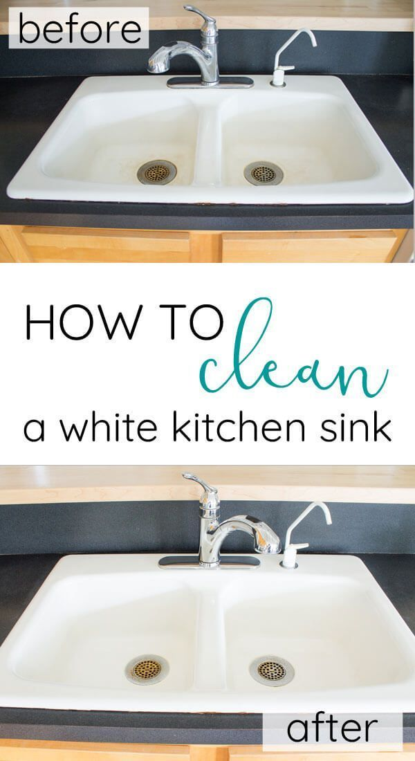 How To Clean An Enameled Cast Iron Kitchen Sink Cast Iron
