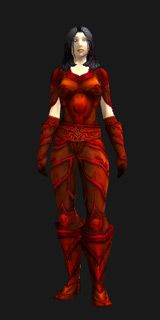 Bloodlust mail - Transmog Set - World of Warcraft(Have some parts)