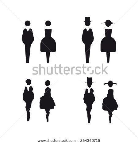 Bathroom Sign Logo Vector 642 best deco trucs et astuces images on pinterest | drawings