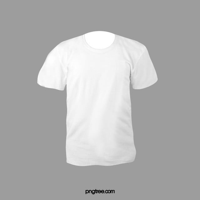 White T Shirt Png And Psd T Shirt Png T Shirt Clipart White Figures