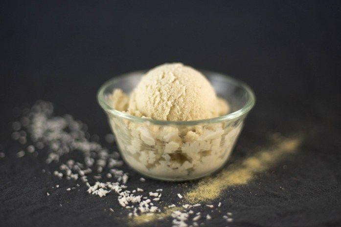 Paleo Green Tea Coconut Ice Cream Recipe - Likely By Sea