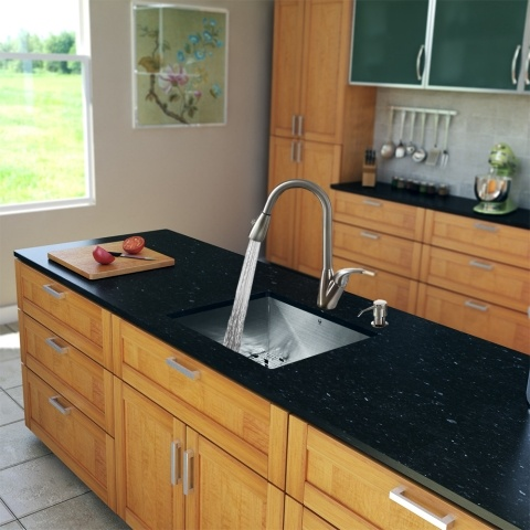 kitchen sink faucets stainless steel sinks home depot sets top