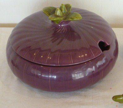 antiga sopeira weiss em forma de cebola