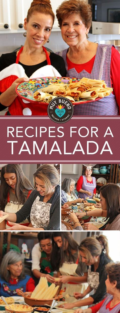 I wanted to share our menu with you just in case you were interested in hosting a tamalada of your own. If you want to host a tamalada it's not too late. You can serve tamales for New Years Eve, Dia de los Reyes, and Dia de la Candelaria. Lots of wonderful excuses to keep eating tamales.