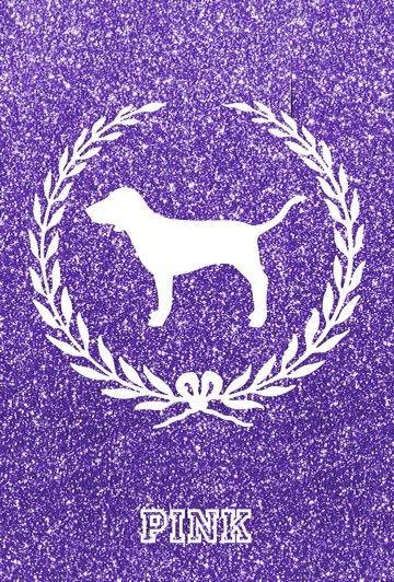 purple logo victoria secret pink wallpaper pinterest