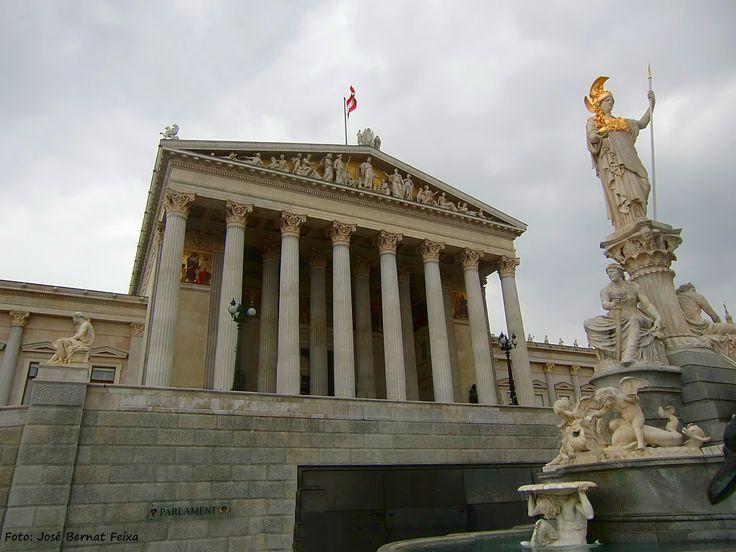 Parlament én Athenefontein (deel), Wenen