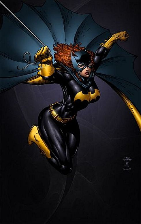 Batgirl catwoman poison tattoo pictures to pin on pinterest