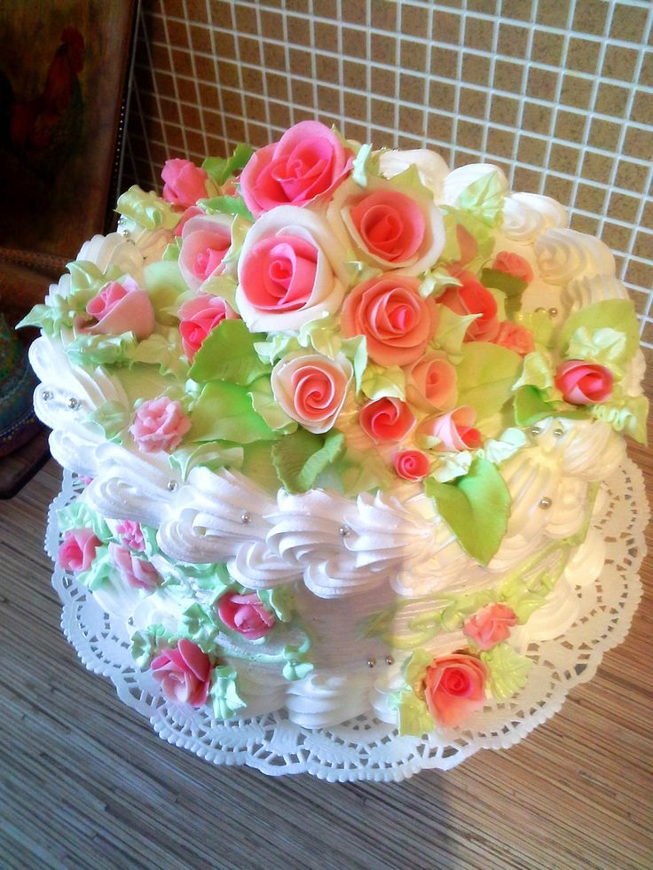 Вкусный торт в домашних условиях рецепт с фото