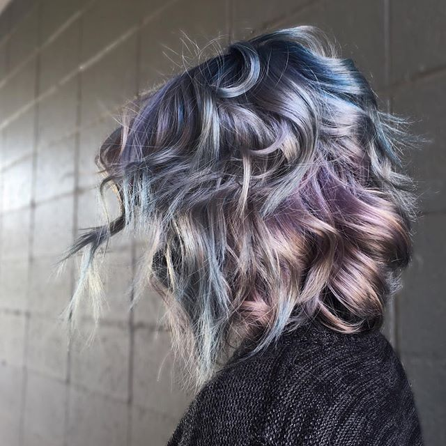 Color-Melting is the New Ombre Hair Style                                                                                                                                                                                 More