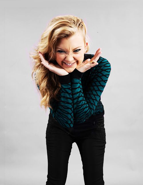 Outtake from Natalie Dormer's SDCC 2014 Portraits by EW