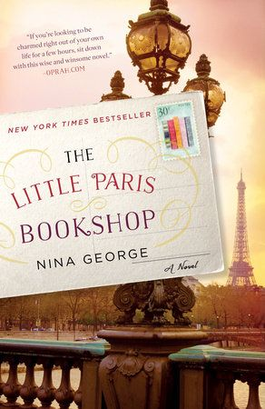 The Little Paris Bookshop by Nina George | PenguinRandomHouse.com  Amazing book I had to share from Penguin Random House
