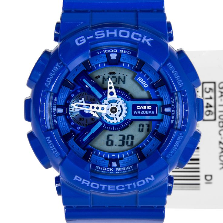 Chronograph-Divers.com - Casio Blue G-Shock Magnetic Shock Resist Men Watch GA-110BC-2A GA110BC, S$178.93 (http://www.chronograph-divers.com/ga-110bc-2adr/)