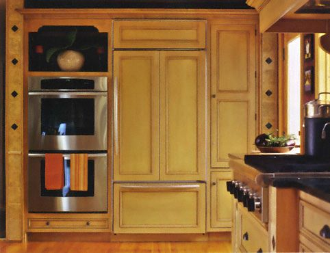 Cleaning Cabinet Doors: Spring Cleaning