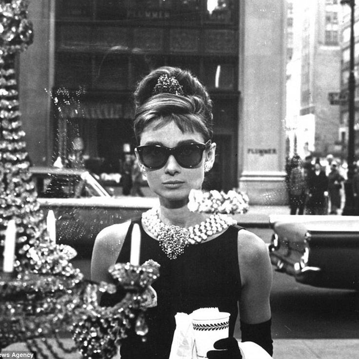 Anyone who ever gave you confidence, you owe them a lot. #BreakfastAtTiffanys