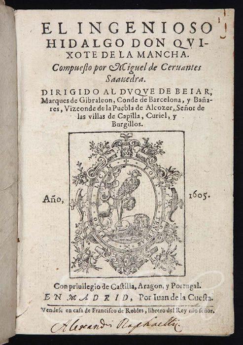 Además de grandes obras de arte, la Fundación de la Casa de Alba cuenta con una enorme biblioteca que empezó a formarse a principios del siglo XVIII, cuando los Fitz James Stuart, duques de Liria y Xérica, se asentaron en España. Entre las joyas, una primera edición del Quijjote, de 1605.