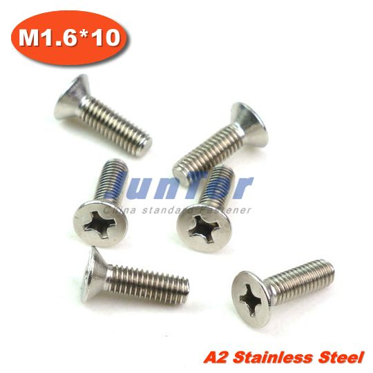 Cheap screw plate, Buy Quality screw top directly from China screw claw Suppliers:     This is forone bag of100piecesof DIN965 Stainless Steel A2 Machine Phillips Flat Head (Cross
