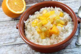 Ryż na mleku kokosowym to danie, które dość często gości w moim domu, bo wszyscy je uwielbiamy:) świetne na pożywne śniadanie z dodatkiem...