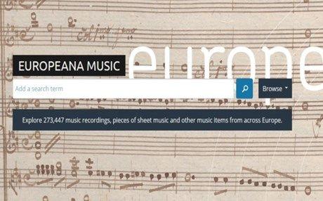 [News]: Europeana Sounds: Η νέα και μεγαλύτερη online μουσική δεξαμενή | http://www.multi-news.gr/news-europeana-sounds-nea-megaliteri-online-mousiki-dexameni/?utm_source=PN&utm_medium=multi-news.gr&utm_campaign=Socializr-multi-news