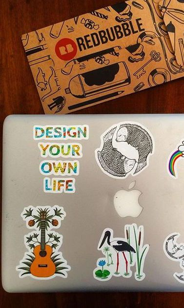 Design your own life customize your stuff make it personal make it an