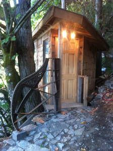 Check out this awesome listing on Airbnb: Treehouse - kayak, scuba paradise in Victoria
