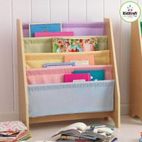 Sling Bookshelf - Pastel