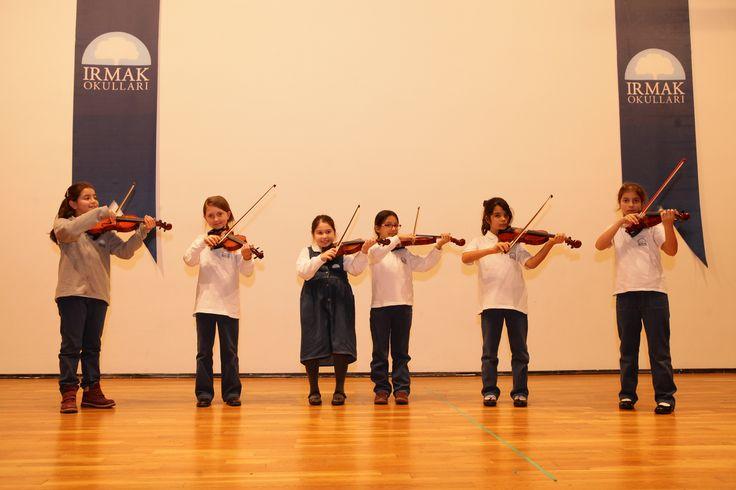 Yetenekleri ön plana çıkaran müzik eğitimi
