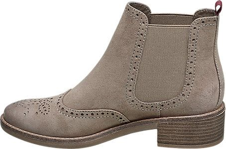 Graceland Ladies' Chelsea Boots Beige | Deichmann