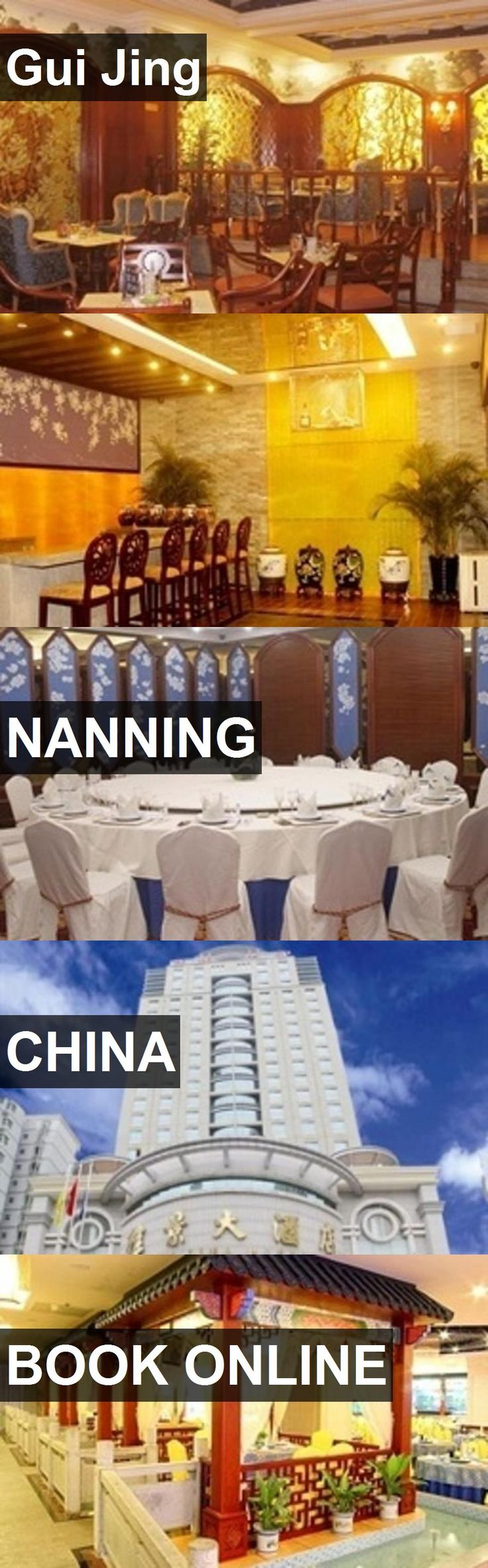 Hotel Gui Jing in Nanning, China. For more information, photos, reviews and best prices please follow the link. #China #Nanning #GuiJing #hotel #travel #vacation