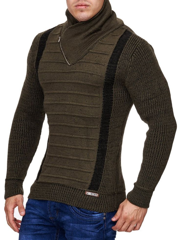 Great Mock neck wool Blend Sweater 50% Wool / 50% Poly IMPORTANT: PLEASE USE THE SIZE CHART TO PICK THE CORRECT SIZE FOR YOU. -HIGH QUALITY MATERIAL (POLY) -BODY / SLIM FIT FITTED