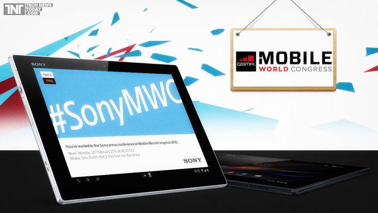 Sony Invite for MWC'16 Raises Curiosity