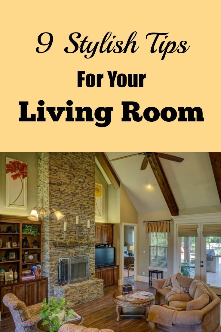 9 Stylish Tips To Reconfigure Your Living Room