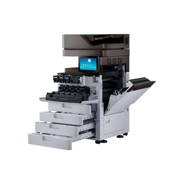 Samsung SL-X7400GX A3 colour multifunction print, copy, scan, optional fax 40 pages per minute X7 colour series