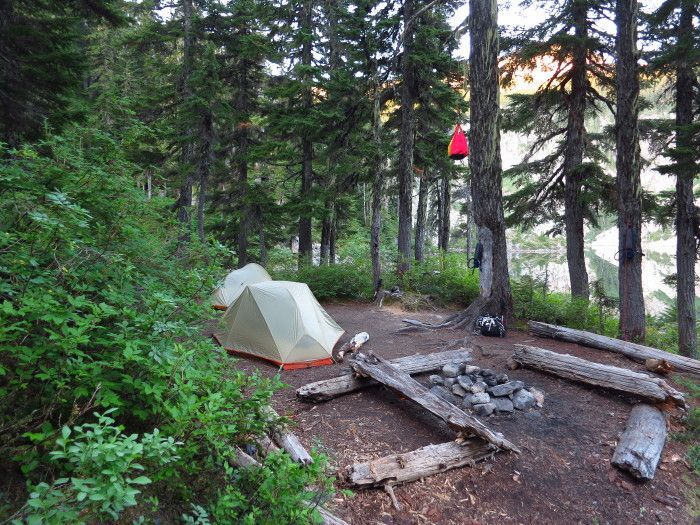 15 Amazing Camping Spots In Washington