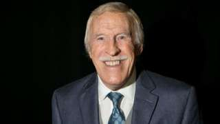 cool Sir Bruce Forsyth spends five nights in intensive care