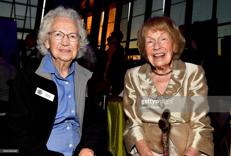 Rose Lee Maphis and Jo Walker-Meador attend the debut of the 'Alabama: Song of the South' exhibition at Country Music Hall of Fame and Museum on August 22, 2016 in Nashville, Tennessee.