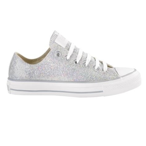 Glitter Chuck Taylor's from Journeys. Must have these.