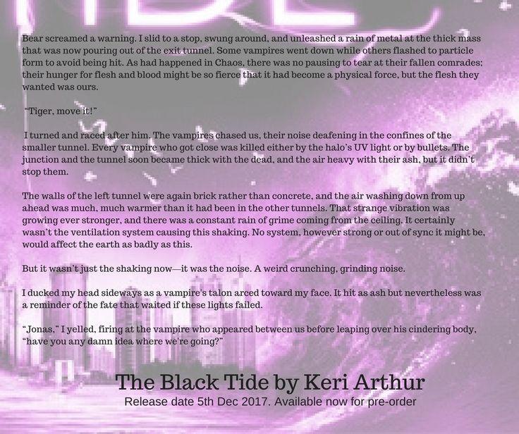 The Black Tide ~ Avail Dec 5th 2017