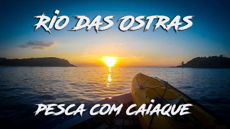 Rio das Ostras  -  Pesca com Caiaque